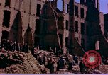 Image of bucket brigade Berlin Germany, 1945, second 5 stock footage video 65675055949