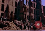 Image of bucket brigade Berlin Germany, 1945, second 9 stock footage video 65675055949