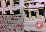 Image of damaged buildings Berlin Germany, 1945, second 4 stock footage video 65675055950