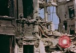 Image of damaged buildings Berlin Germany, 1945, second 5 stock footage video 65675055950