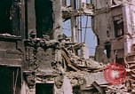Image of damaged buildings Berlin Germany, 1945, second 6 stock footage video 65675055950