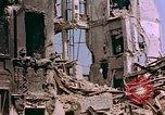 Image of damaged buildings Berlin Germany, 1945, second 8 stock footage video 65675055950
