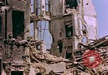 Image of damaged buildings Berlin Germany, 1945, second 9 stock footage video 65675055950