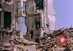 Image of damaged buildings Berlin Germany, 1945, second 11 stock footage video 65675055950