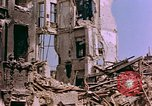 Image of damaged buildings Berlin Germany, 1945, second 12 stock footage video 65675055950