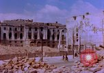 Image of damaged buildings Berlin Germany, 1945, second 5 stock footage video 65675055951