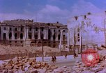Image of damaged buildings Berlin Germany, 1945, second 6 stock footage video 65675055951