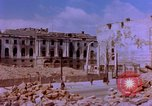 Image of damaged buildings Berlin Germany, 1945, second 7 stock footage video 65675055951