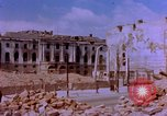 Image of damaged buildings Berlin Germany, 1945, second 8 stock footage video 65675055951