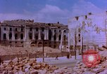 Image of damaged buildings Berlin Germany, 1945, second 10 stock footage video 65675055951