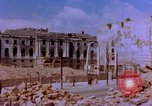 Image of damaged buildings Berlin Germany, 1945, second 12 stock footage video 65675055951