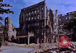 Image of damaged buildings Berlin Germany, 1945, second 3 stock footage video 65675055954