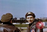 Image of United States Airmen Nuremberg Germany, 1945, second 4 stock footage video 65675055957