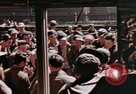 Image of Victory in Europe Day celebration Germany, 1945, second 10 stock footage video 65675055961