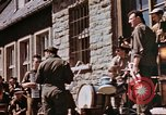 Image of Victory in Europe Day celebration Germany, 1945, second 5 stock footage video 65675055962
