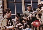 Image of Victory in Europe Day celebration Germany, 1945, second 8 stock footage video 65675055962