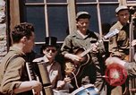 Image of Victory in Europe Day celebration Germany, 1945, second 9 stock footage video 65675055962