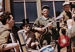 Image of Victory in Europe Day celebration Germany, 1945, second 10 stock footage video 65675055962