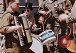 Image of Victory in Europe Day celebration Germany, 1945, second 12 stock footage video 65675055962