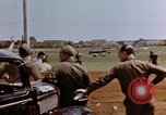 Image of United States airmen at airfield Germany, 1945, second 12 stock footage video 65675055964