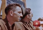Image of United States airmen at airfield Germany, 1945, second 10 stock footage video 65675055966