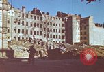 Image of bomb damaged buildings Germany, 1945, second 2 stock footage video 65675055967