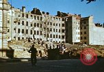 Image of bomb damaged buildings Germany, 1945, second 3 stock footage video 65675055967