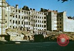 Image of bomb damaged buildings Germany, 1945, second 4 stock footage video 65675055967