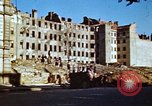 Image of bomb damaged buildings Germany, 1945, second 5 stock footage video 65675055967