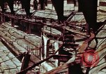 Image of bomb damaged sports palace Berlin Germany, 1945, second 8 stock footage video 65675055971