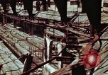 Image of bomb damaged sports palace Berlin Germany, 1945, second 11 stock footage video 65675055971
