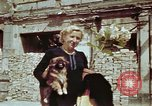 Image of German woman Berlin Germany, 1945, second 2 stock footage video 65675055972