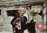 Image of German woman Berlin Germany, 1945, second 3 stock footage video 65675055972