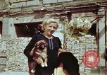 Image of German woman Berlin Germany, 1945, second 4 stock footage video 65675055972