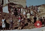 Image of bucket brigade Berlin Germany, 1945, second 3 stock footage video 65675055974
