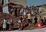 Image of bucket brigade Berlin Germany, 1945, second 5 stock footage video 65675055974