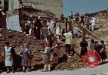 Image of bucket brigade Berlin Germany, 1945, second 7 stock footage video 65675055974