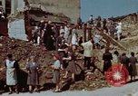 Image of bucket brigade Berlin Germany, 1945, second 8 stock footage video 65675055974