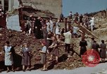 Image of bucket brigade Berlin Germany, 1945, second 10 stock footage video 65675055974