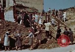 Image of bucket brigade Berlin Germany, 1945, second 12 stock footage video 65675055974