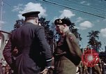 Image of Bernard Law Montgomery Berlin Germany, 1945, second 1 stock footage video 65675055975