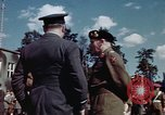 Image of Bernard Law Montgomery Berlin Germany, 1945, second 2 stock footage video 65675055975