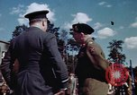 Image of Bernard Law Montgomery Berlin Germany, 1945, second 5 stock footage video 65675055975