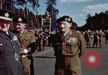 Image of Bernard Law Montgomery Berlin Germany, 1945, second 10 stock footage video 65675055975