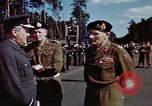 Image of Bernard Law Montgomery Berlin Germany, 1945, second 12 stock footage video 65675055975