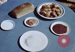 Image of average Berliner's ration Berlin Germany, 1945, second 1 stock footage video 65675055976