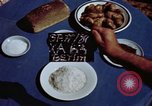 Image of average Berliner's ration Berlin Germany, 1945, second 3 stock footage video 65675055976