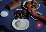 Image of average Berliner's ration Berlin Germany, 1945, second 4 stock footage video 65675055976