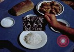 Image of average Berliner's ration Berlin Germany, 1945, second 5 stock footage video 65675055976