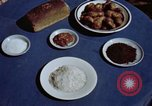 Image of average Berliner's ration Berlin Germany, 1945, second 7 stock footage video 65675055976